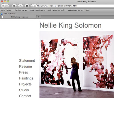 Nellie King Solomon